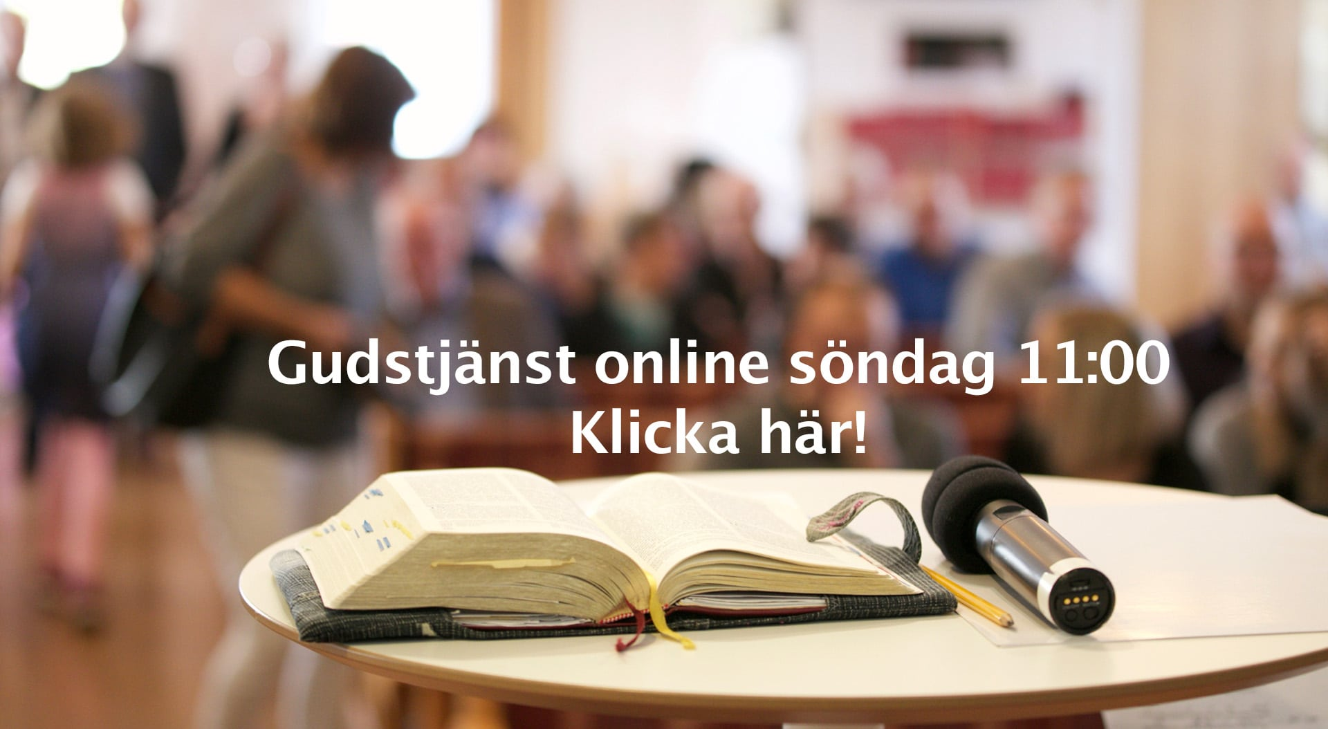 gudstjänst online söndag 11
